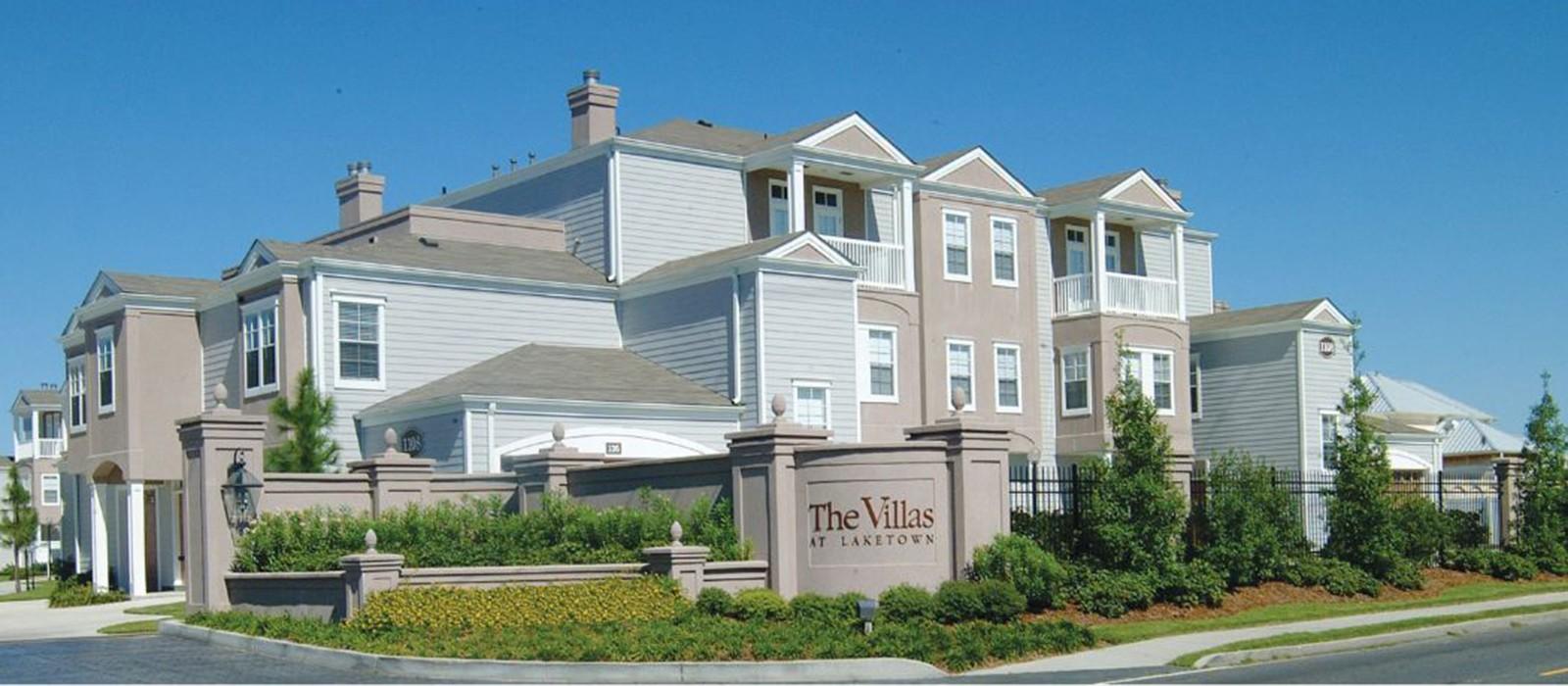 Villas at Laketown Apartments in Kenner, LA - 1 & 2 Bedroom ...