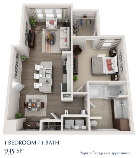 Clearwater Creek Premier Apartments In River Ridge, LA