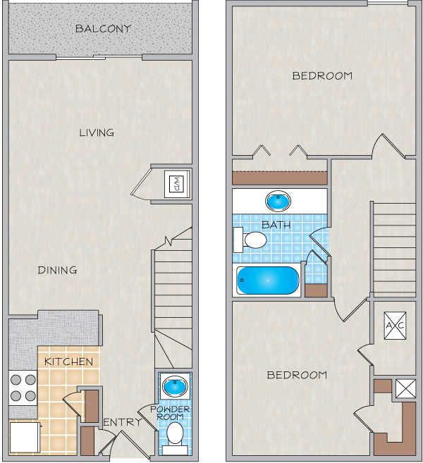 Metairie Apartments: Crossings Apartments In Metairie, LA
