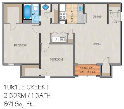 Turtle Creek Apartments In Metairie La Studio 1 2 Bedroom Apartments For Rent 1st Lake Properties