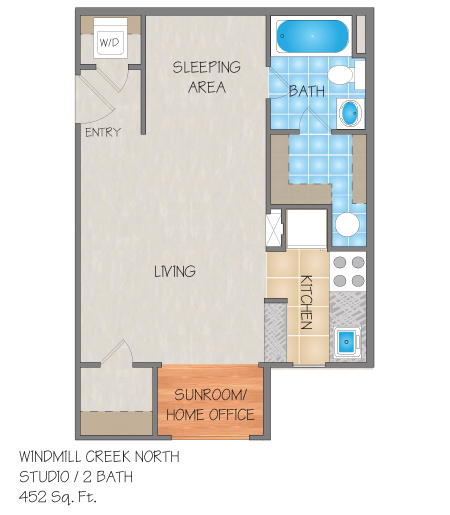 Metairie Apartments: Windmill Creek North Apartments In Metairie LA