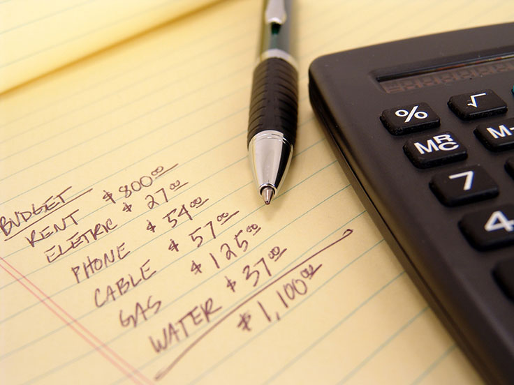 how to make a personal budget and stick to it