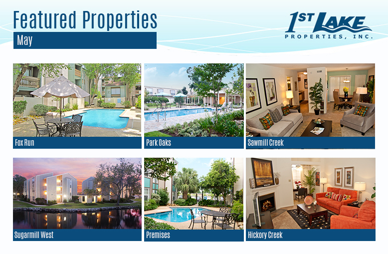 May Featured Properties
