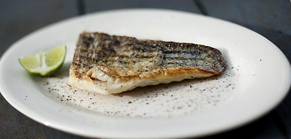 1st lake healthy budget friendly meals for summer for Pan seared fish recipes