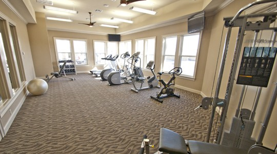 Bella Ridge Fitness Room