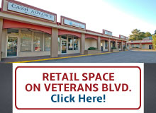 Retail Space Available