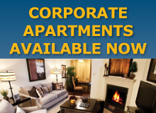Corporate or Furnished Apartments