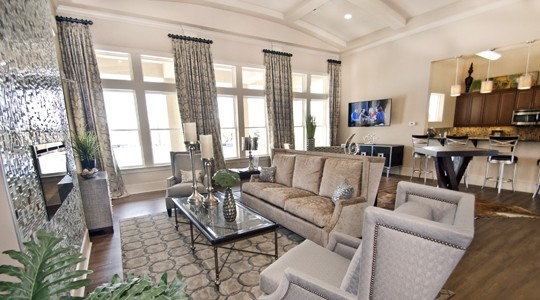 Bella Ridge Living Room