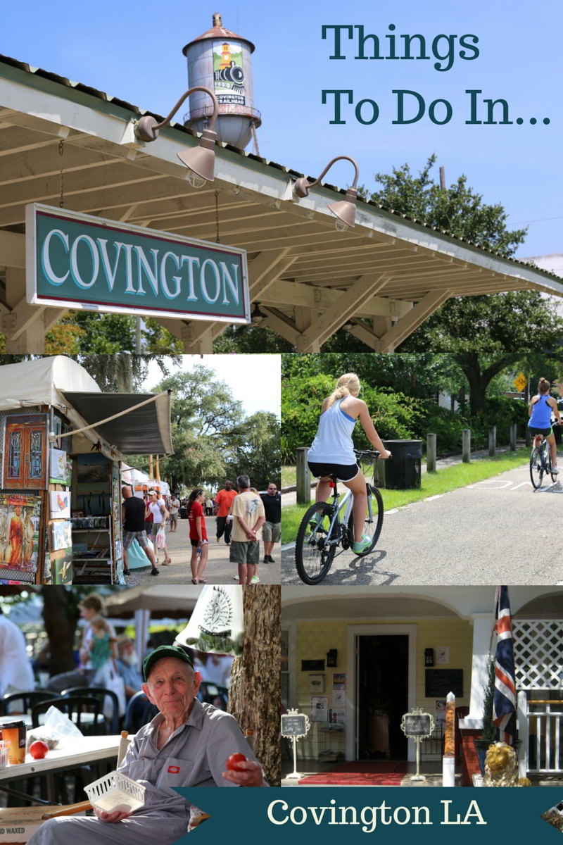 Things to Do in Covington LA