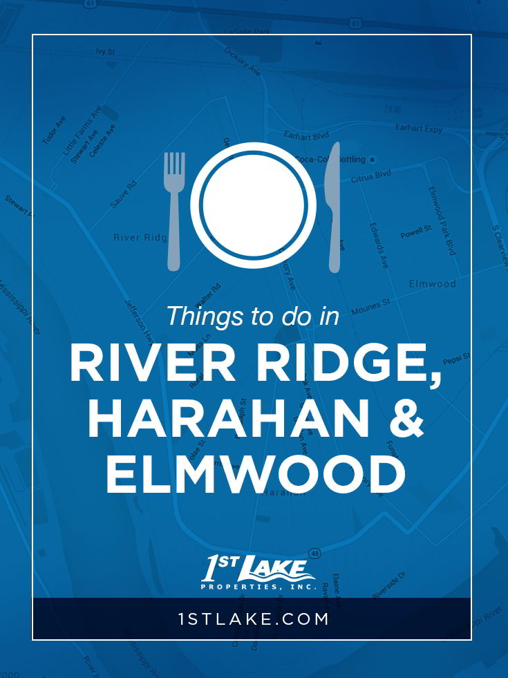 Things to Do in River Ridge, Harahan and Elmwood