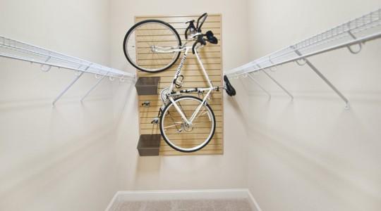 Bike Closet Bella Ridge