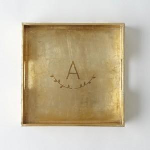 monogrammed-tray
