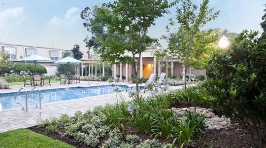 park oaks pool