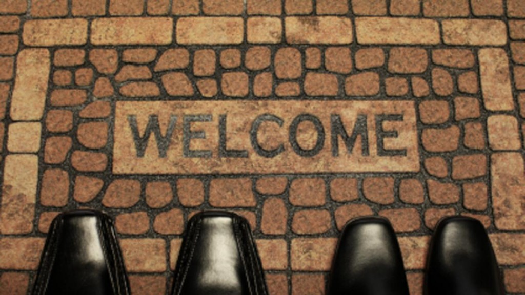 welcome mat apartment search